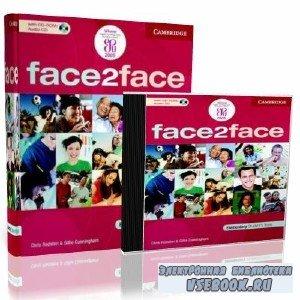Face2Face Elementary (с аудиокурсом)