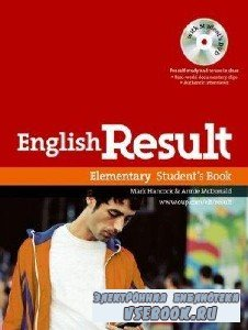 M. Hancock. English Result Elementary (с аудиокурсом)