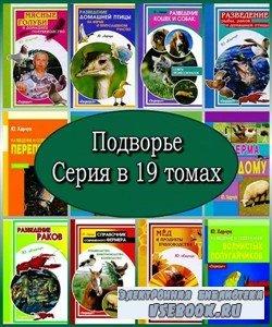 Подворье. Серия в 19 томах (2004 – 2011) FB2, RTF