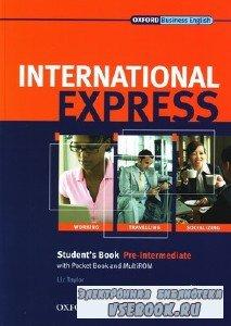 L. Tailor. International Express Pre-Intermediate (с аудиокурсом)
