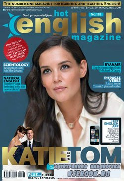 Hot English Magazine № 128  2012 + Аудио