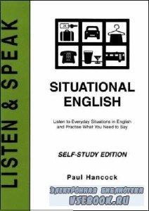 P. Hancock. Situational English (с аудиокурсом)