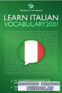 Innovative language. Learn Italian. Vocabulary2001 (с аудиокурсом)