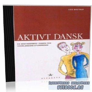 L. Bostrup. Aktivt Dansk (с аудиокурсом)