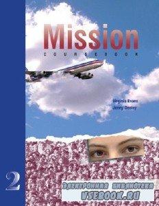 V. Evans. Mission 2 (с аудиокурсом)