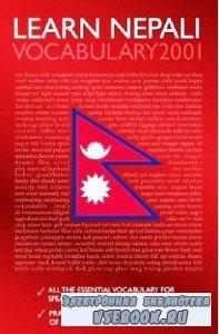Innovative language. Learn Nepali. Vocabulary2001 (с аудиокурсом)