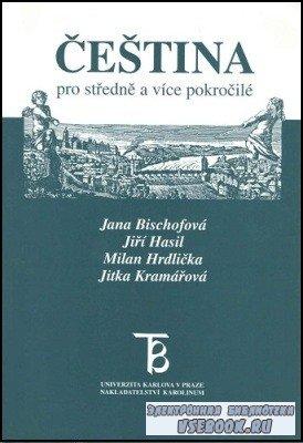 J. Bischofova. Cestina pro stredne a vice pokrocile (с аудиокурсом)