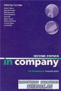 H. Gomm. In Company Pre-Intermediate: Second Edition  (с аудиокурсом)