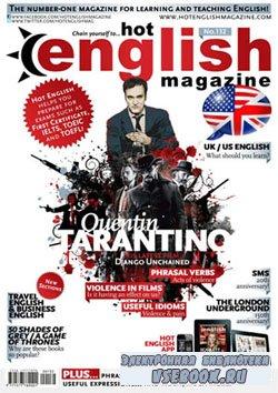 Hot English Magazine № 132 2013 + Аудио