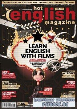 Hot English Magazine № 133 2013 + Аудио