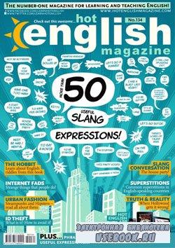 Hot English Magazine № 134 2013 + Аудио