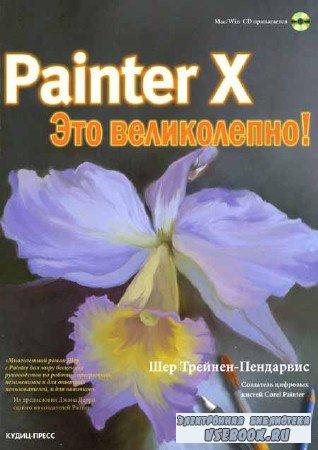 Painter X - это великолепно! (+ CD)
