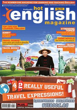 Hot English Magazine № 135 2013 + Аудио
