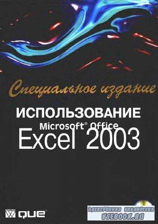 Использование Microsoft Office Excel 2003. Специальное издание