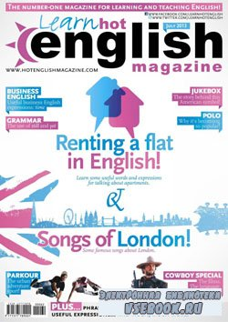 Hot English Magazine № 136 2013 + Аудио