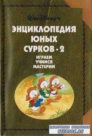 Энциклопедия Юных Сурков-2. Играем, учимся, мастерим