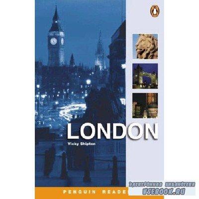 Vicky Shipton - London (Адаптированная аудиокнига)