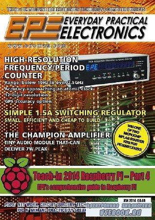 Everyday Practical Electronics №1, (2014) Pdf