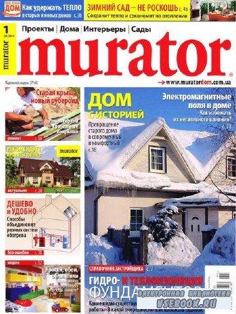 Murator №1 (январь 2014)