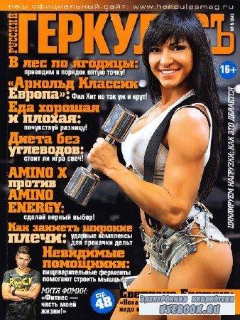 Геркулесъ №6 (декабрь 2013)