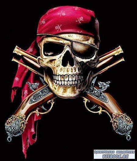 Сборник книг - Лучшие книги о пиратах (2014)