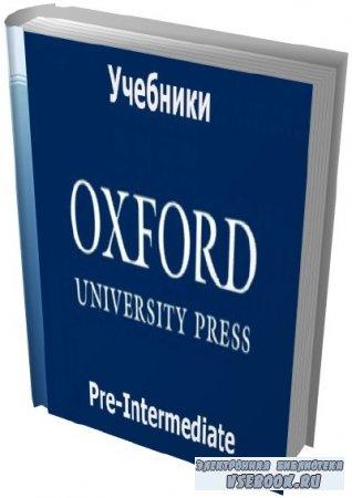 Учебники - Уровень Pre-Intermediate английского языка от издательтва Oxford ...
