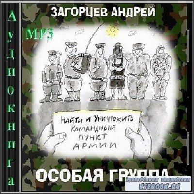 Загорцев Андрей - Особая группа (Аудиокнига)