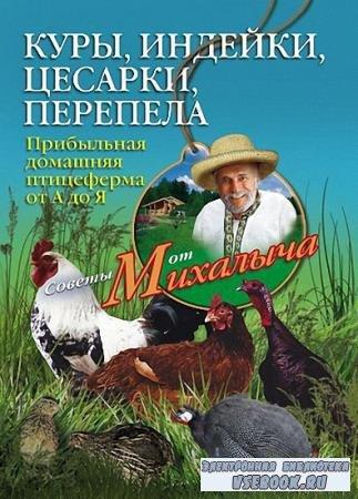 Звонарев Николай - Куры, индейки, цесарки, перепела. Прибыльная домашняя птицеферма от А до Я