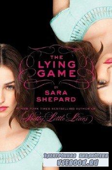 Шепард С. -   The Lying Game Book 1/ Игра в Ложь (аудиокнига)