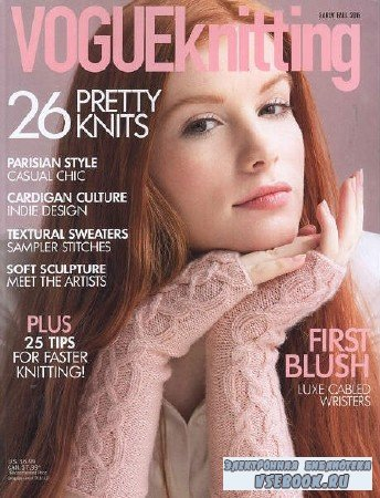 Vogue Knitting - Early Fall - 2015