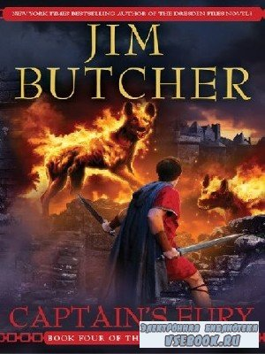 Jim  Butcher  -  Cursor's Fury. Book 3 of the Codex Alera  (Аудиокнига)  ч ...