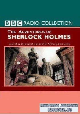 Arthur  Conan Doyle  -  Sherlock Holmes. The BBC Radio Collection  (Аудиокн ...