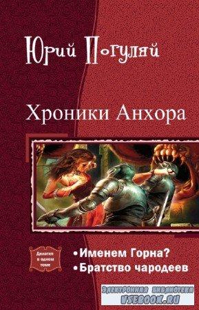 Юрий Погуляй - Хроники Анхора. Дилогия в одном томе