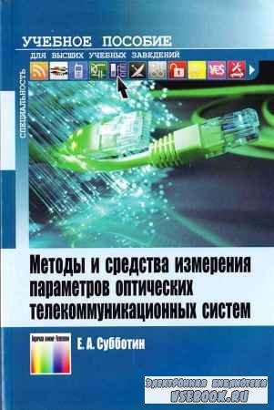 Методы и средства измерения параметров оптических телекоммуникационных систем