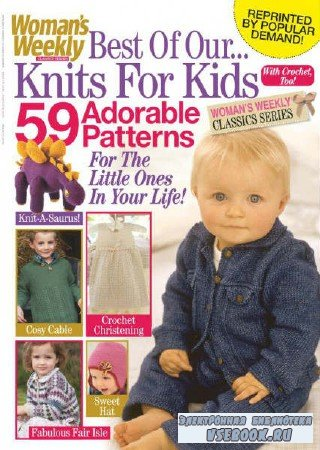 Woman's Weekly Knits For Kids - November - 2015