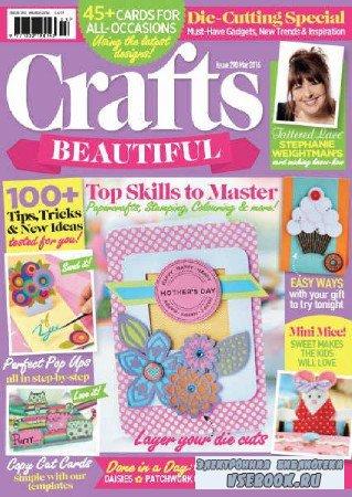Crafts Beautiful №290 - 2016