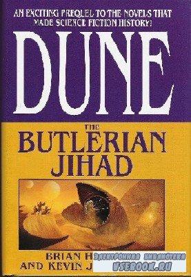 Scott  Brick  -  The Butlerian Jihad  (Аудиокнига)  читает  Scott Brick