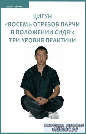 """Александр Молярук - Цигун """"Восемь отрезов парчи в положении сидя"""""""
