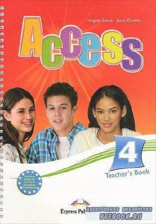 Evans Virginia, Dooley Jenny - Access 4: Teacher's Book