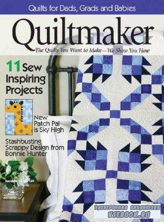 Quiltmaker  №169 - 2016
