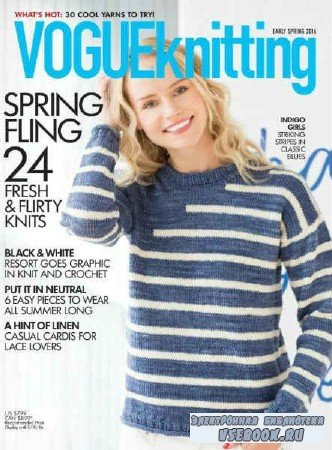 Vogue Knitting - Early Spring - 2016