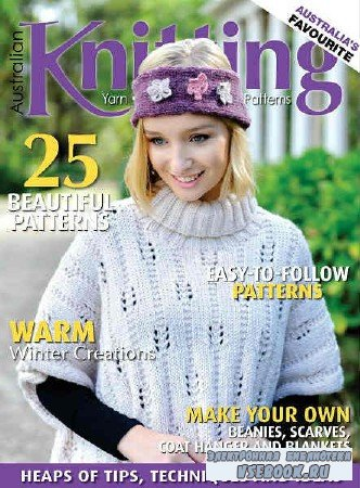 Australian Knitting Volume 8 №2 - 2016