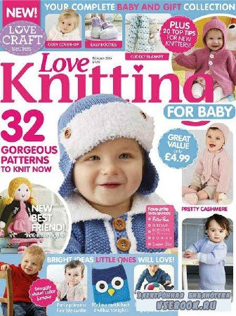 Love Knitting for Baby №2 - 2016