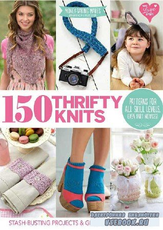 Simply Knitting: 150 Thrifty Knits - 2016