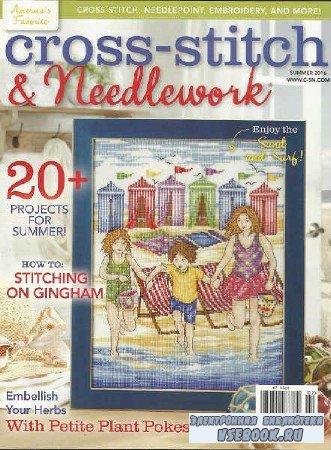 Cross-Stitch & Needlework Vol.11 №2 - 2016