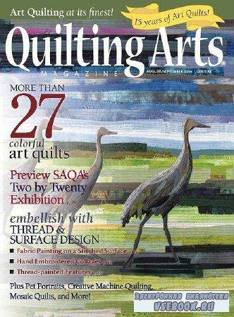 Quilting Arts №82 - 2016
