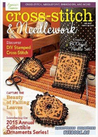 Cross Stitch & Needlework №4 - 2015