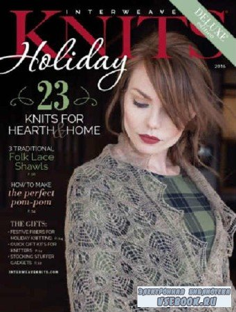 Interweave Knits - Holiday Gifts - 2016