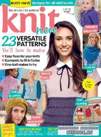 Knit Now №65 - 2016