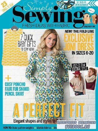 Simply Sewing №22 - 2016